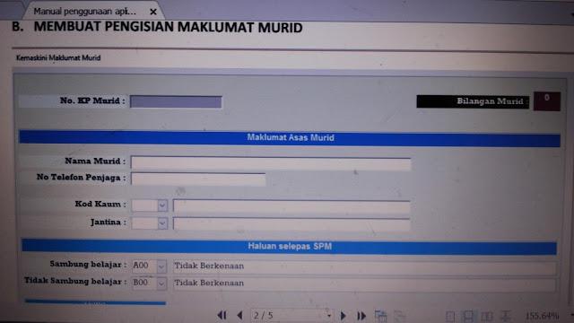 Taklimat dan Bengkel Aplikasi Data Pengesanan Murid Lepasan SPM 2015, jejak spm,jejak spm 2015,