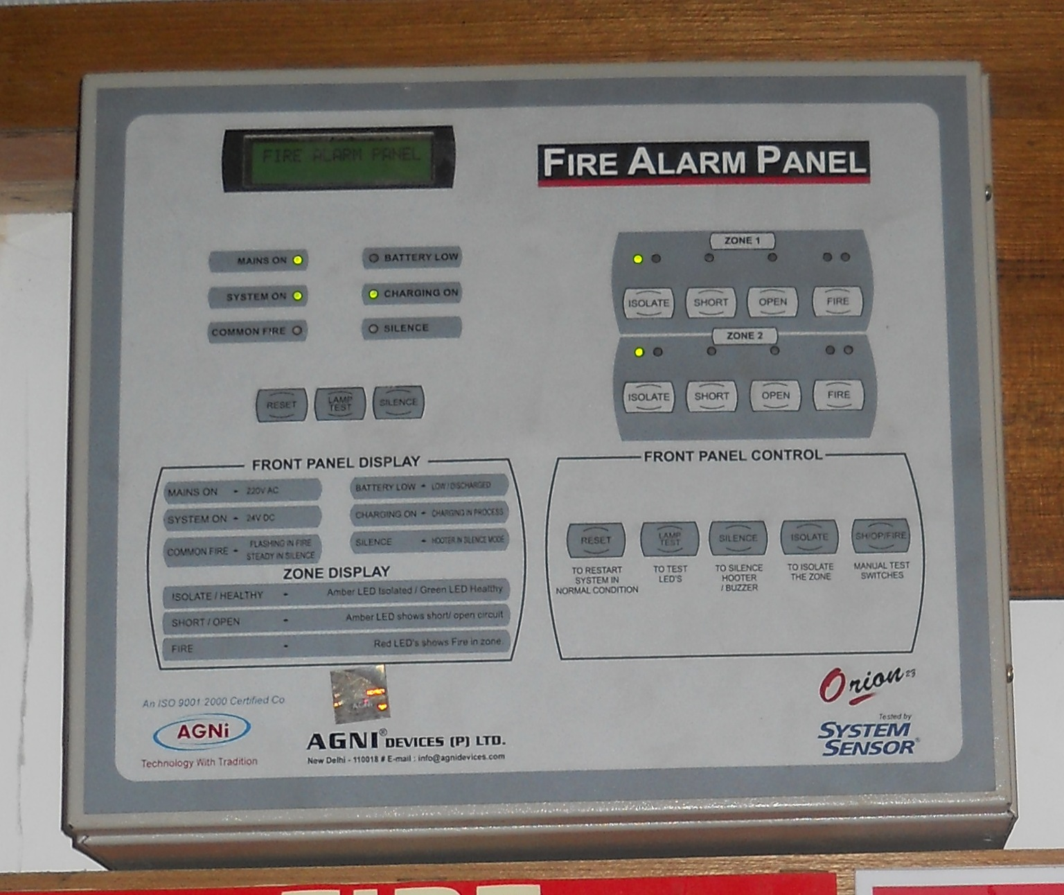 Compliance: Fire Alarm System in a Garment Factory - Fashion Literacy