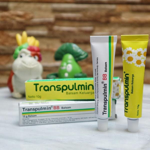 Transpulmin Pertolongan Pertama Untuk Influenza Pada Anak