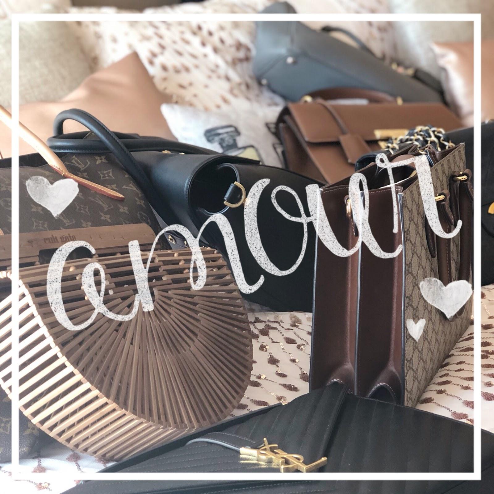 www.ourdubailife.com My Luxury Handbag Collection