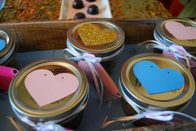Galentine's Day brunch party favors