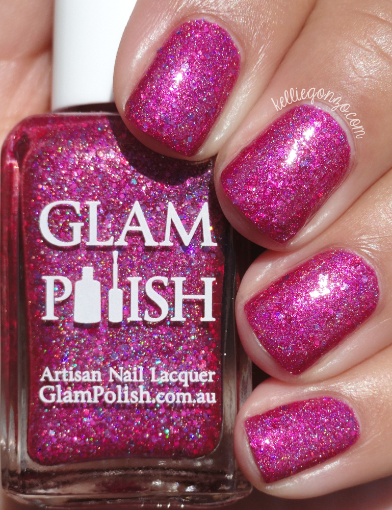 Glam Polish A Place Called Wonderland
