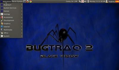 نظام التشغيل Bugtraq