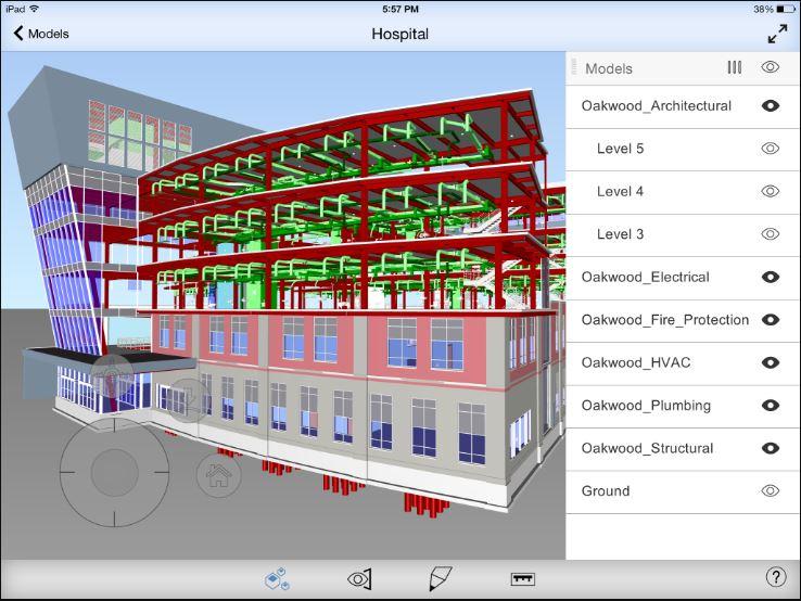 BIM 360 Autocad FRee BIM software