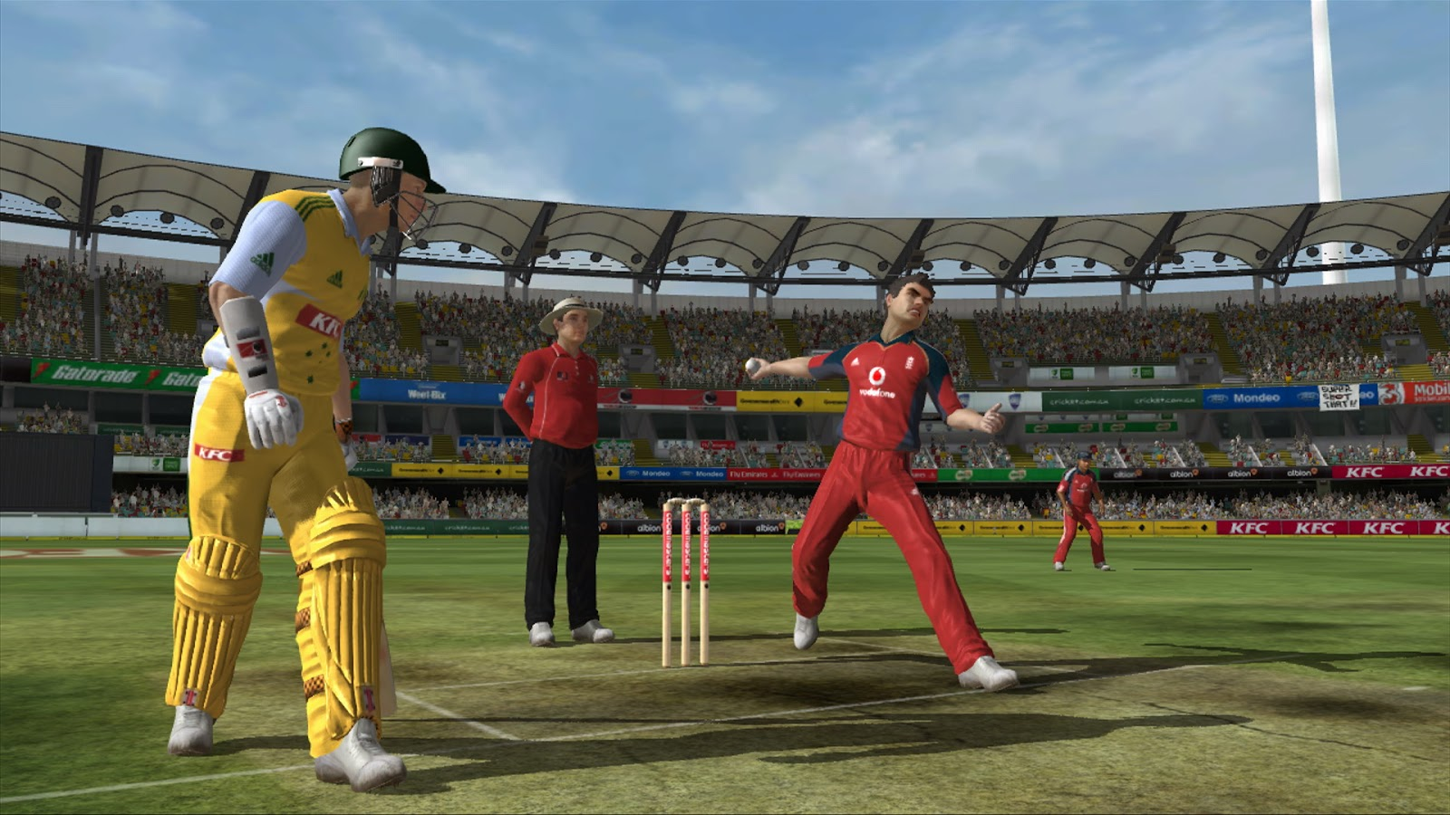 Ea sports cricket 2012 game – free download full version for pc.