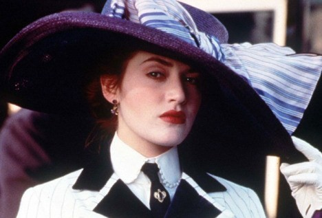Kate Winslet Titanic Hat No offense to hat lovers Kate Winslet Titanic Hat