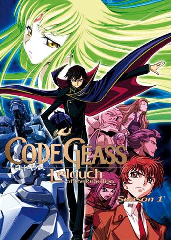 Code Geass: Hangyaku no Lelouch