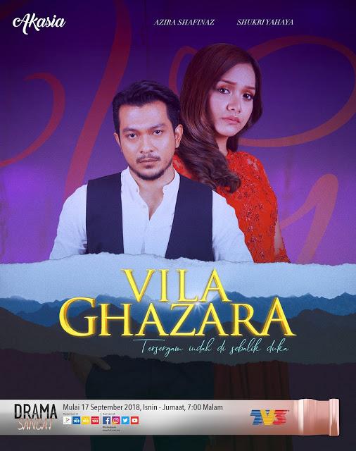 Sinopsis Drama Vila Ghazara