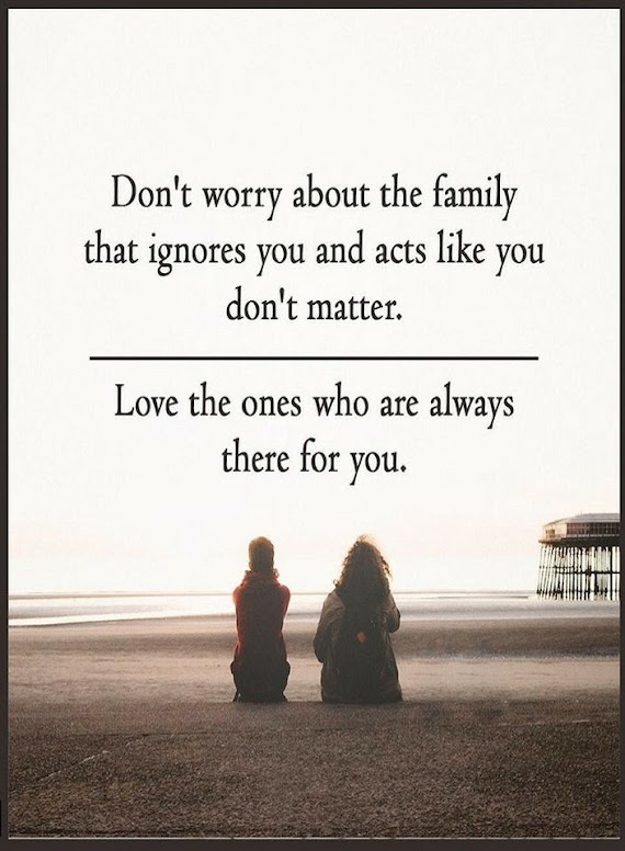 Luxury Family Being There For You Quotes