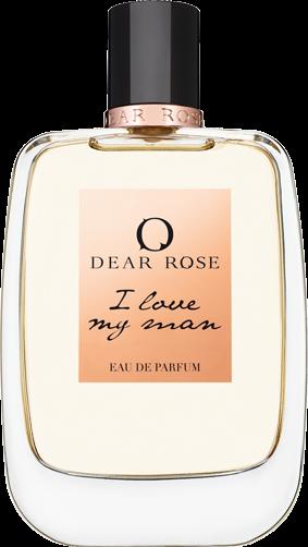 Parfum - Dear Rose i love my man