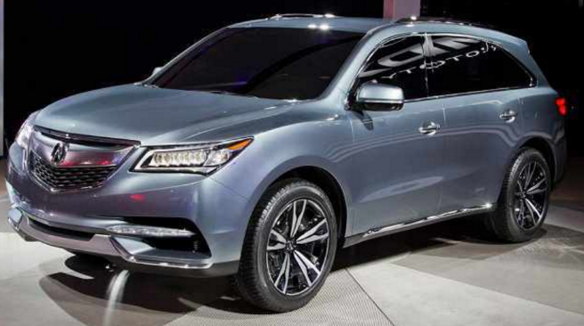 2018 Acura MDX Redesign and Review
