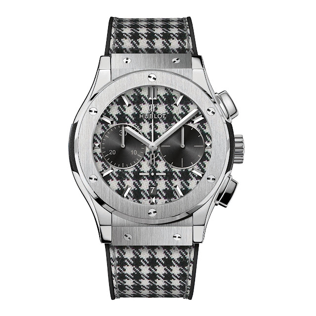 Hublot Classic Fusion Italia Independent Mechanical Automatic Watch