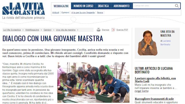 http://www.giuntiscuola.it/lavitascolastica/magazine/opinioni/una-vita-da-maestra/dialogo-con-una-giovane-maestra/