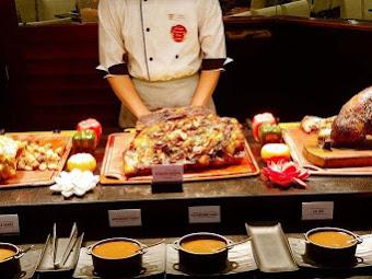 Sambo Kojin: delicious unlimited Yakiniku and Korean barbecue