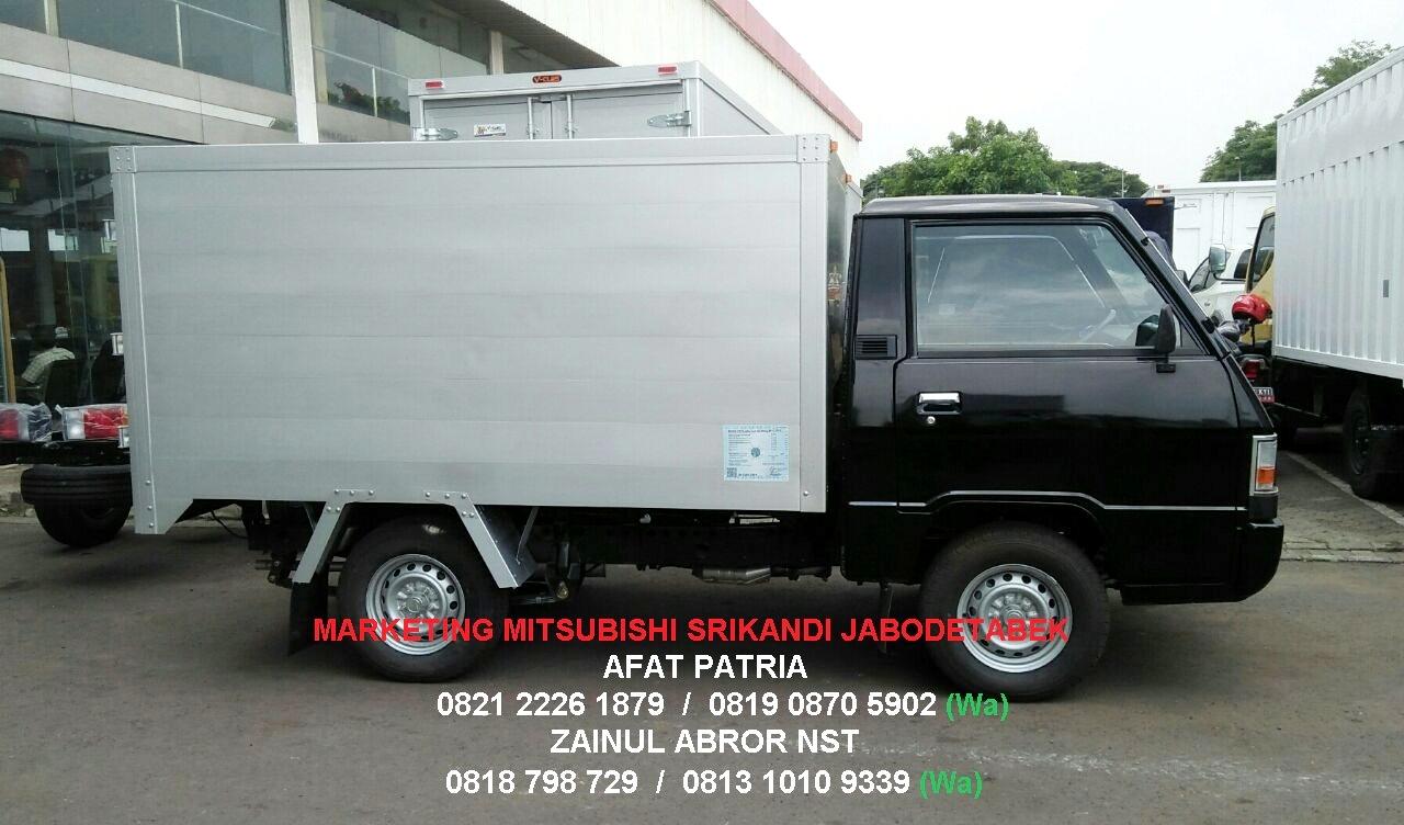JUAL MOBIL L300 BOX BARU 2018