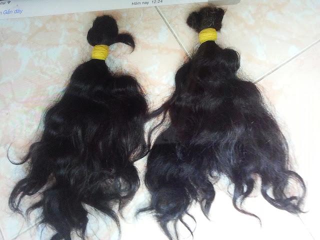 tóc xoăn đẹp