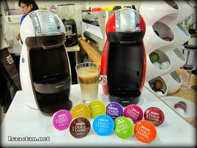 Get your Dolce Gusto machine today!