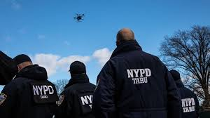 NYPD Launches Drones for Investigation