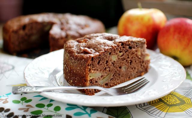 Ciasto kakaowy salceson
