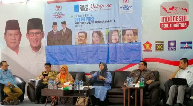 Bawaslu Sebut KPU Tak Maksimal Lakukan Coklit Sata Pemilih