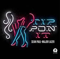 "Sean Paul releases the Major Lazer produced ""Tip Pon It"" Video"