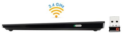 Logitech Wireless Rechargeable Touchpad T650, Menikmati Navigasi PC Desktop ala Layar Sentuh