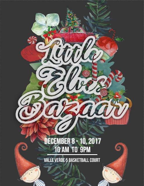 Giving is So Much Better at Little Elves Bazaar