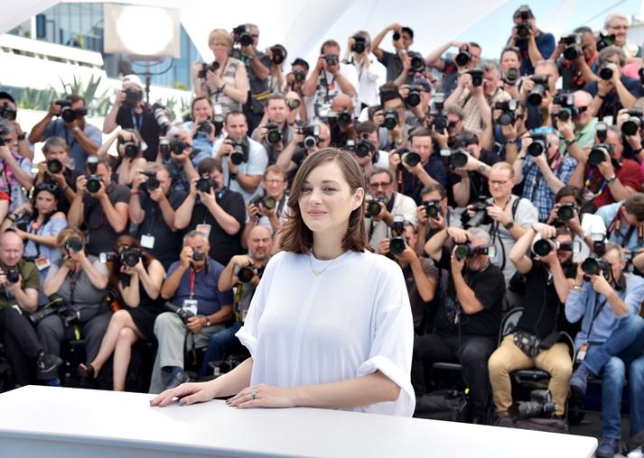 Marion Cotillard en Cannes