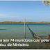 Ceará tem 74 municípios com potencial turístico, diz Ministério