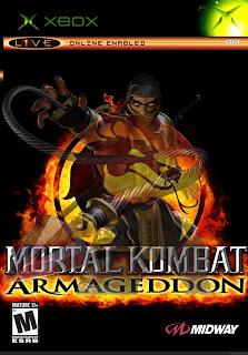 Mortal Kombat Armageddon: Intro (Xbox) (1080p 60fps) - YouTube