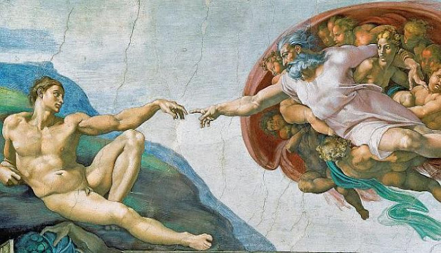 Η ασχήμια της εξουσίας κι η ομορφιά του Θεού