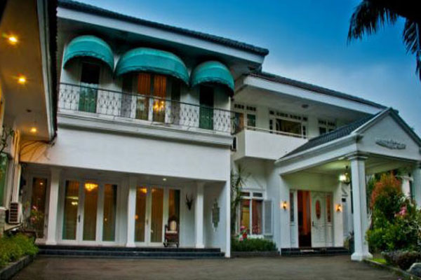 Guesthouse Srimanganti Jakarta Timur