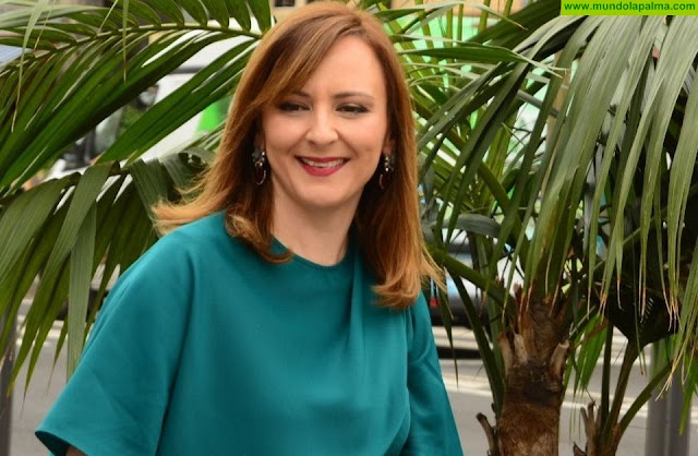El CPI elige por unanimidad a Lady Barretocomo candidata de CC al Cabildo de La Palma