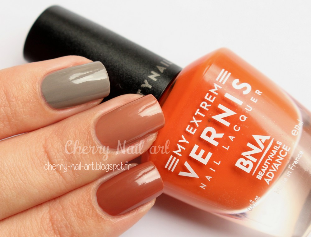vernis bna beautynails advance collection automne 2014