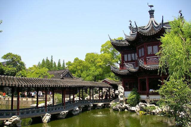 Tournee in China