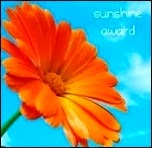 Sunshine Award - Fun for a Cold and Snowy Week