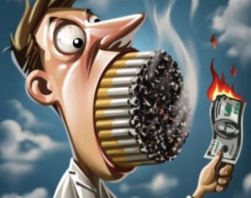24 Gambar Animasi Kartun Merokok Kumpulan Gambar Kartun