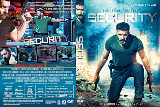Security DVD Cover