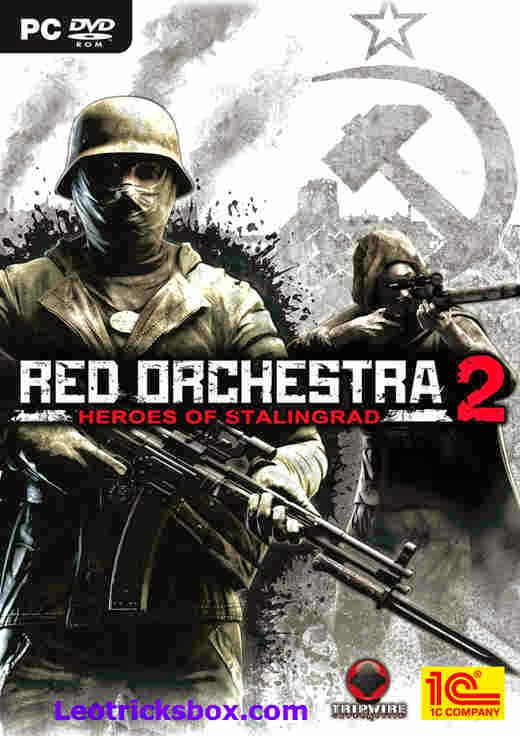 PC Game : Red Orchestra 2 Heroes of Stalingrad
