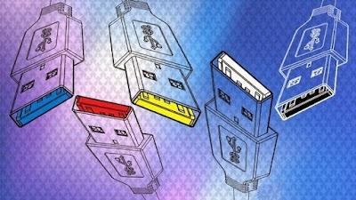 ثقف نفسك : انواع منافذ USB في حاسوبك وميزاتها وكيف نميز بينها ! ليست كلها متشابهة