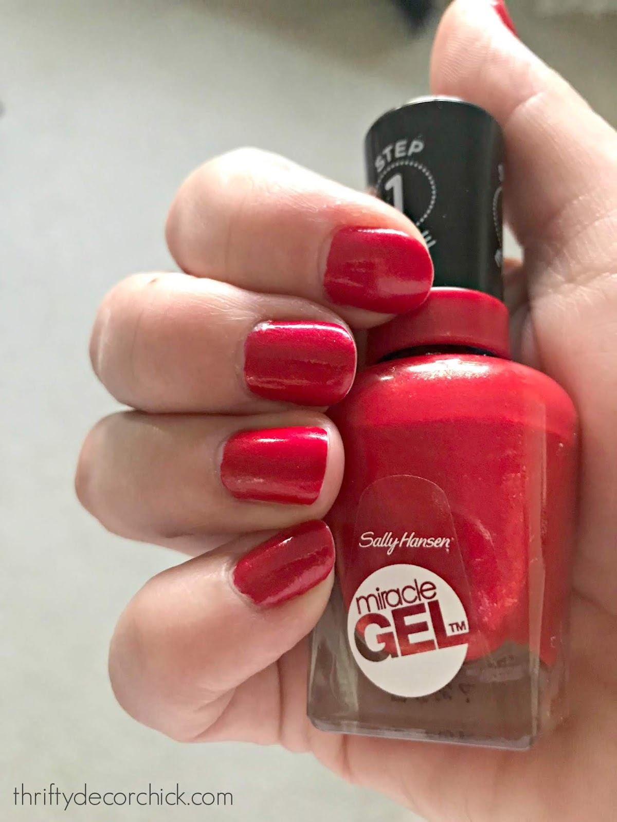 DIY gel nail polish at home