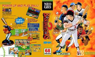 Baseball Stars 2 ( Arcade )