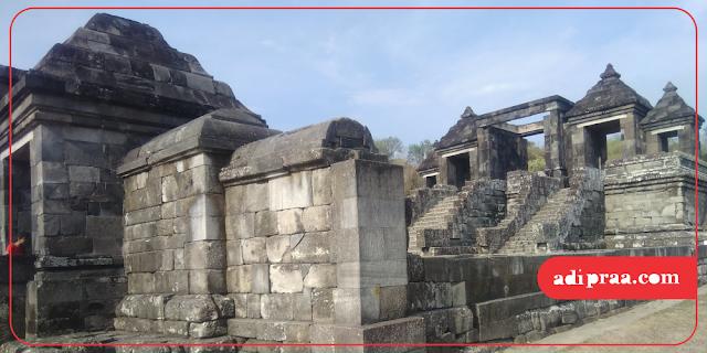 Gapura Keraton Ratu Boko | adipraa.com