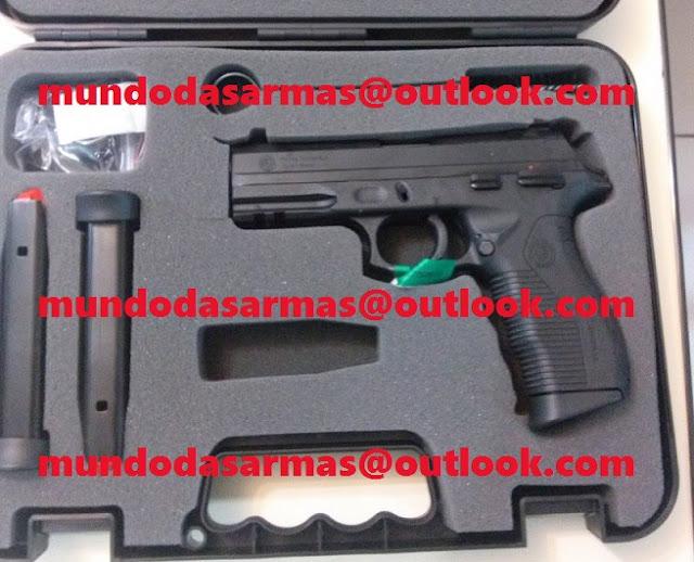 Pistola Taurus 838