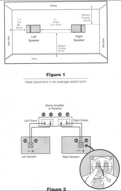 Bose 301 Speaker and Schertler Amp Connection - ? - The Acoustic