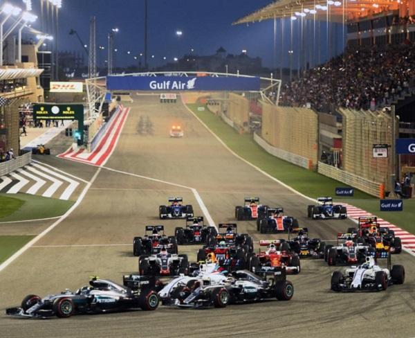 Nico Rosberg ganó el Gran Premio de Bahréin