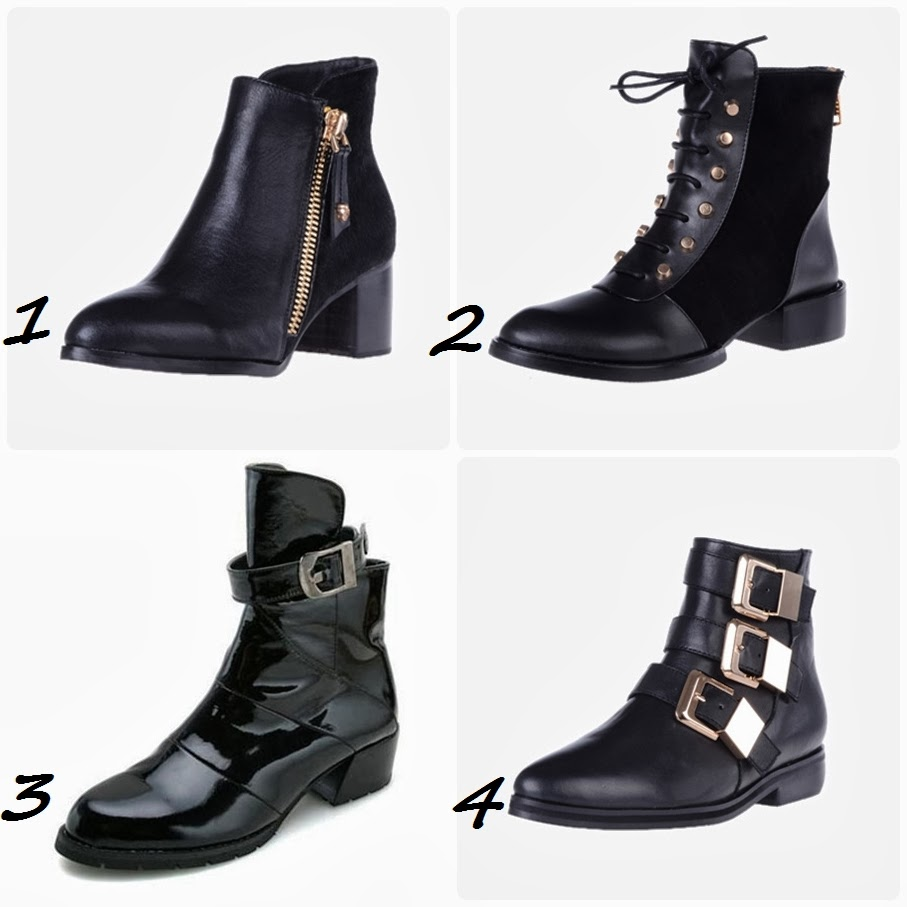 5feab4adf7e22 melislicious: Sezonun En Trend Ankle Botları | Trendy Ankle Boots