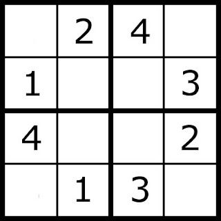 easy sudoku puzzles