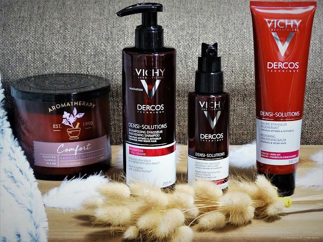 Avis Vichy Dercos Densi-Solution - Volume et épaisseur cheveux fins