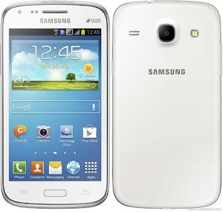 Cara Instal Ulang Samsung Galaxy Core Duos GT-I8260 Via Odin - Mengatasi Bootloop